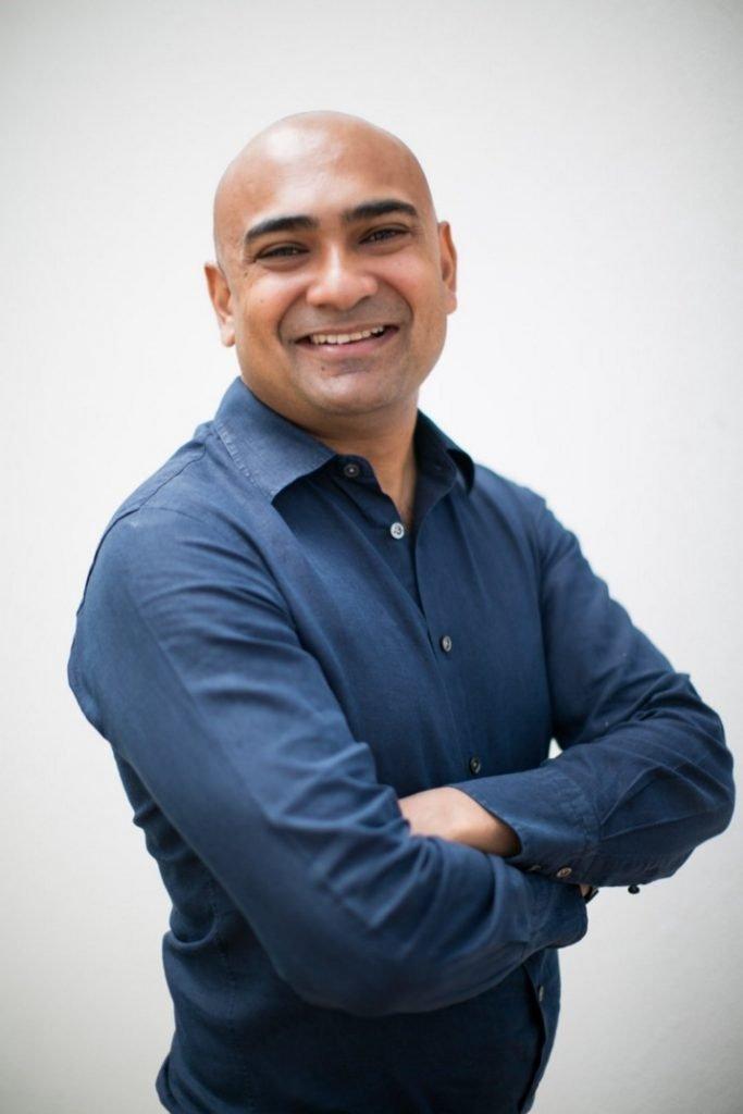 Ashvin Sologar