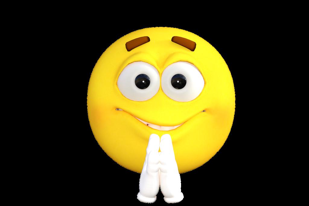 Please leave the emoji's alone.