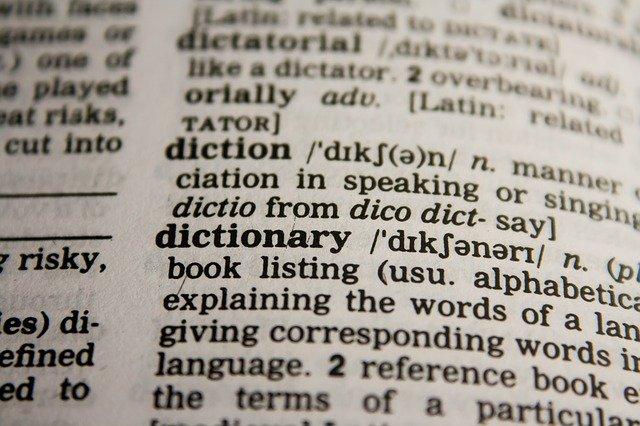reading vocabulary